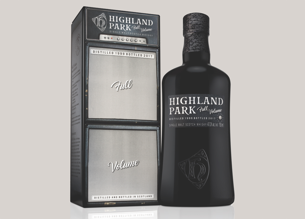 Highland Park Full Volume Bottle Shot