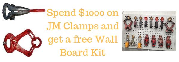 Free wall board kit