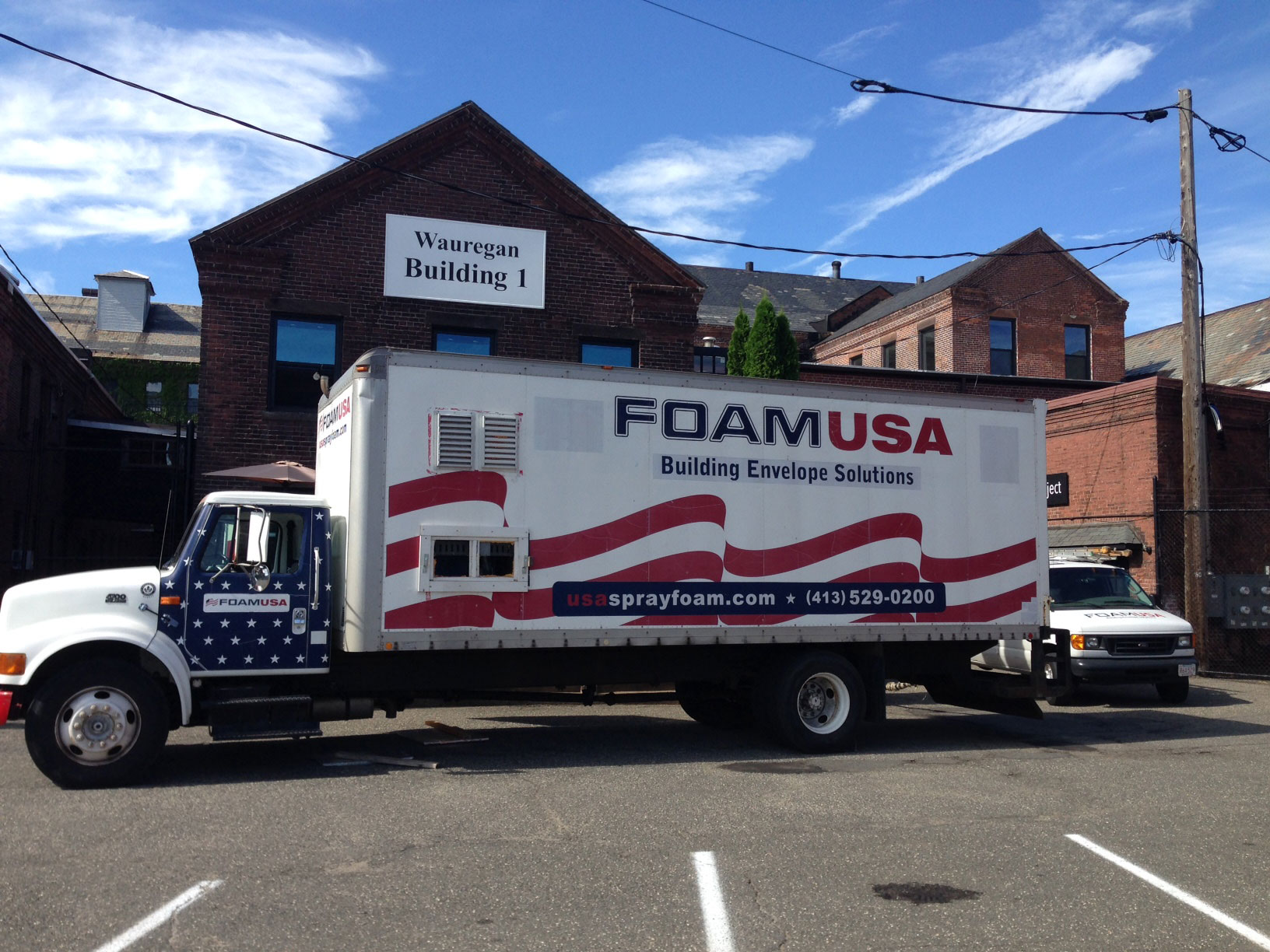 Holyoke, MA_spray foam contractor_Foam USA