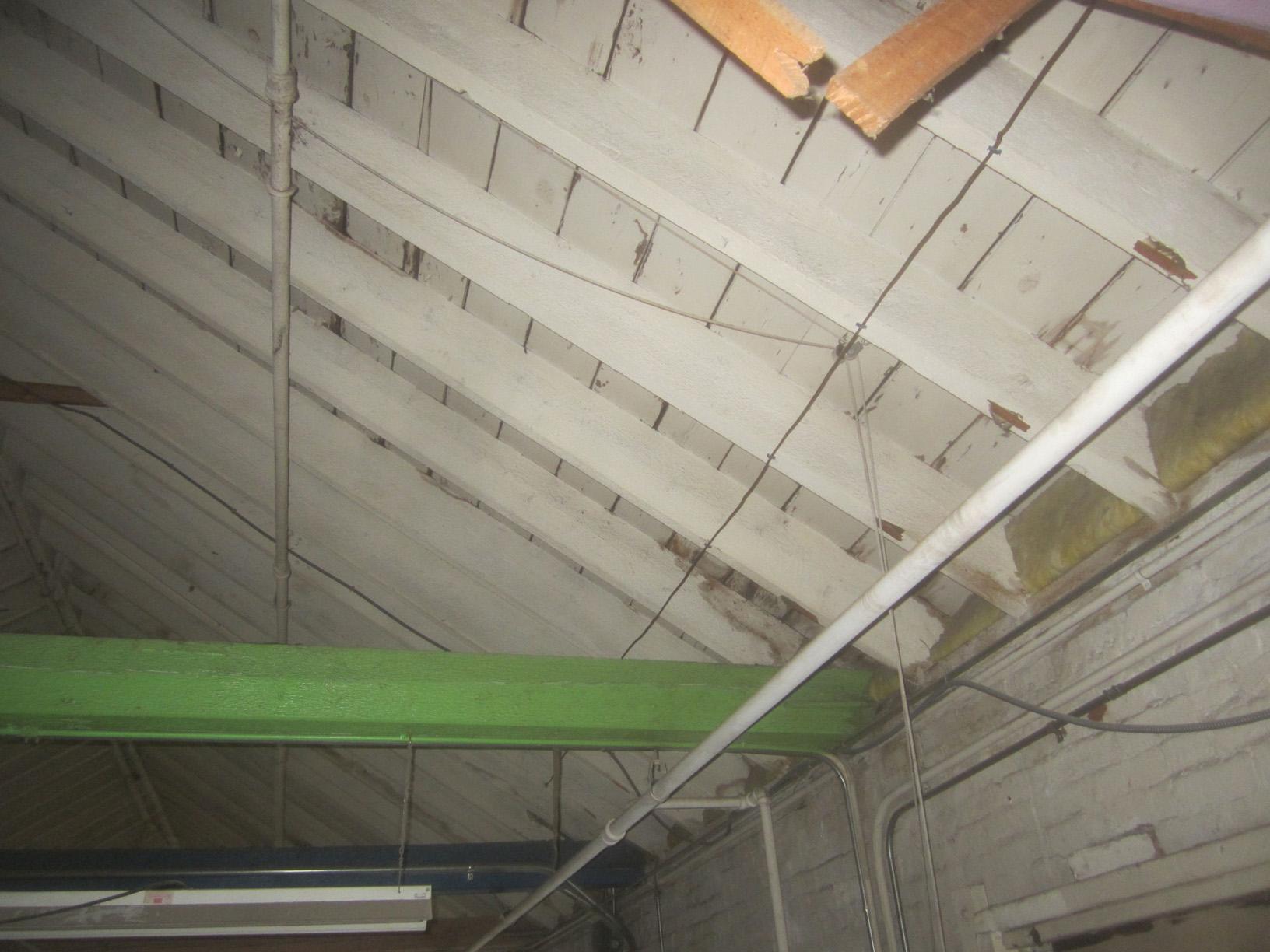 Holyoke_spray foam insulation, closed cell