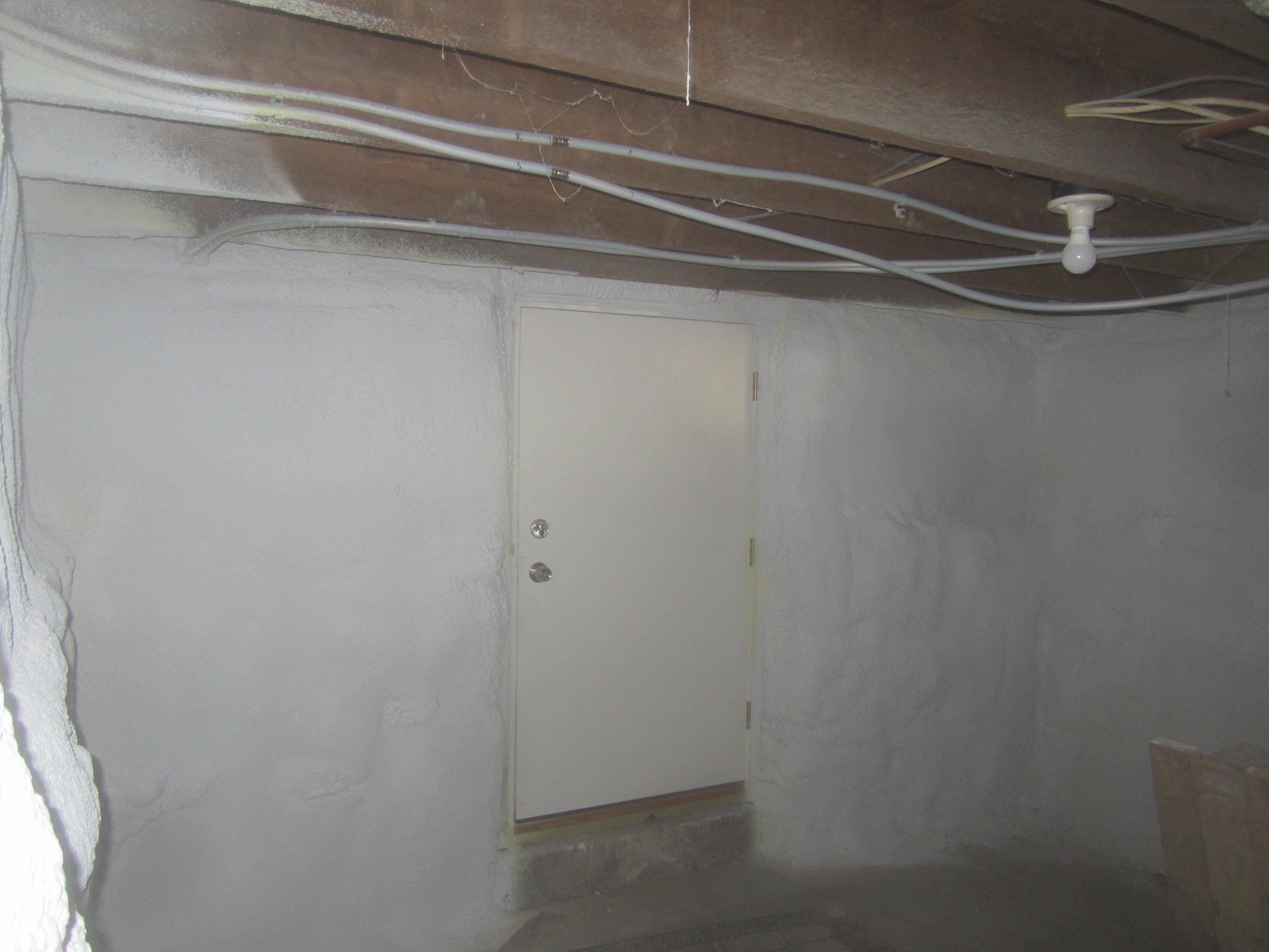 Foundation closed cell spray foam-Foam USA, LLC