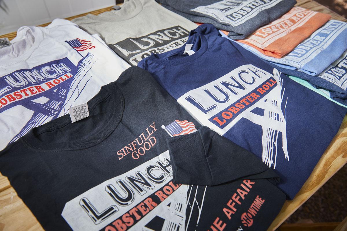 Lunch Shirt Apparel