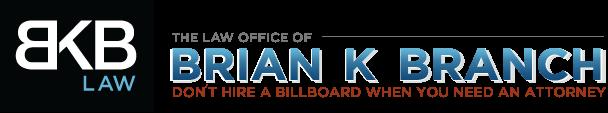 Brian K. Branch Logo