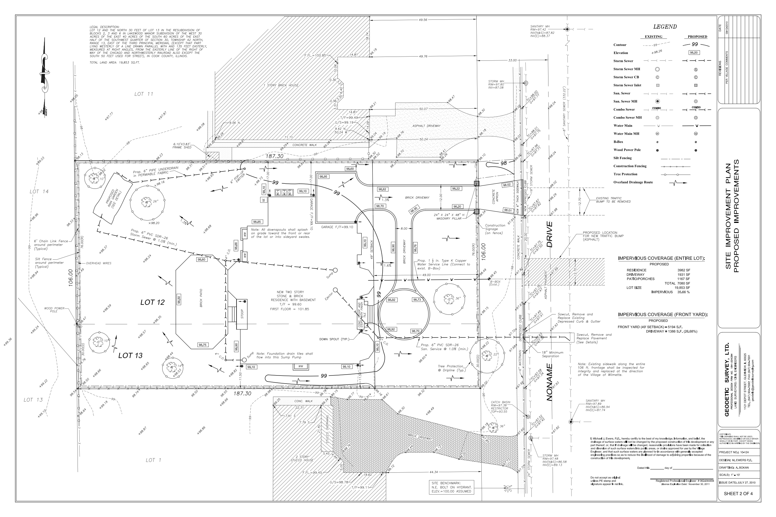 SITE IMPROVEMENT PLAN_001
