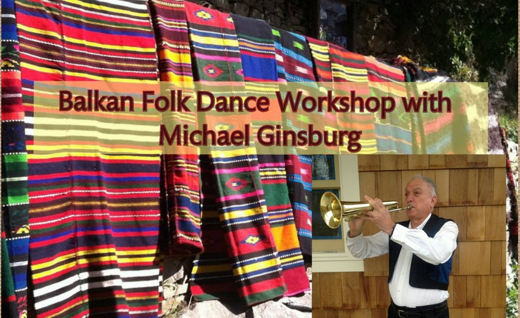 YBVNY Michael Ginsburg Dance Workshop