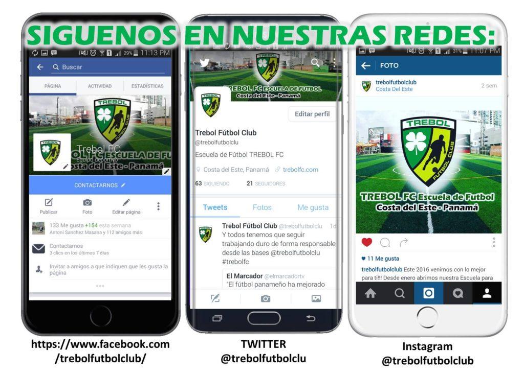 REDES TREBOL FC