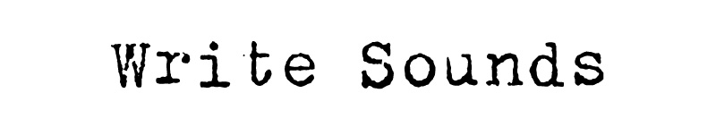 Write Sounds cover band logo