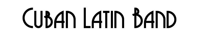 Cuban Latin Band logo