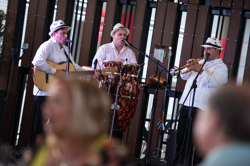 Cuban Latin Band | South Florida Weddings & Events | Al-Vento