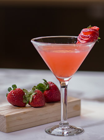 Monkey Love cocktail