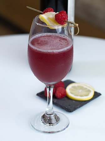 Red Monkey cocktail