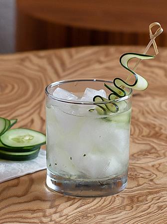 Muddling Monkey cocktail