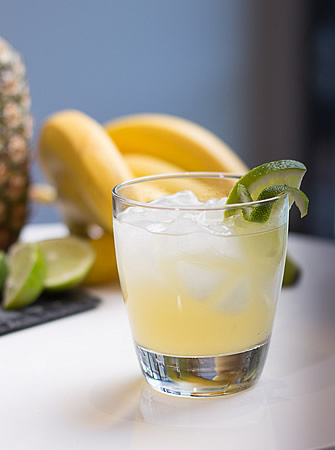 Gone Bananas cocktail