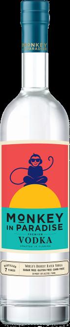 Monkey In Paradise Bottle Shot