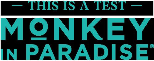 Monkey In Paradise