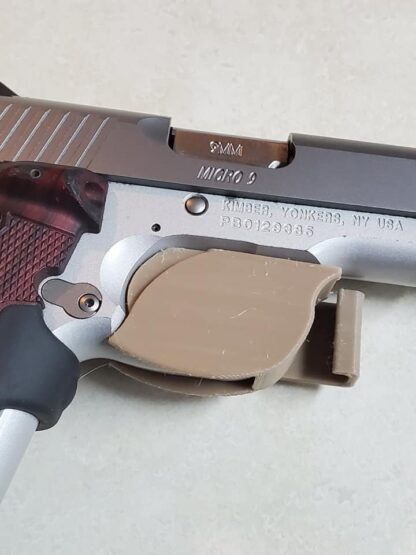 BAck View Micro 9 Holster