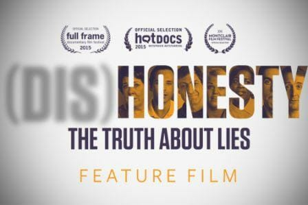 Dishonesty Film Poster: The Truth About Lies