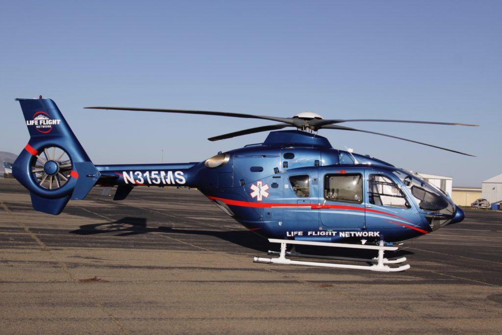Life Flight EC135