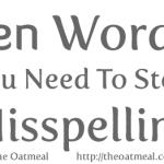 A Grammar Lesson