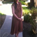 Classy Milanoo Dress For Less!