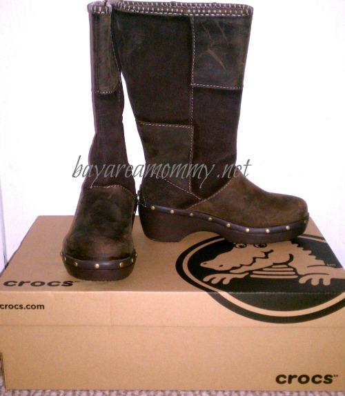 Crocs Cobbler Studded Boot