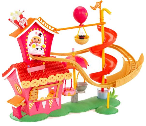 Lalaloopsy Silly Funhouse Playset on Bay Area Mommy