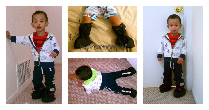 Stonz Wear Bootie review on Bay Area Mommy