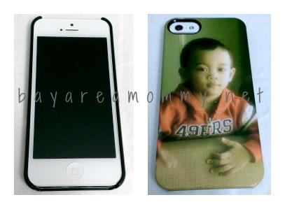 Uncommon customized iPhone case