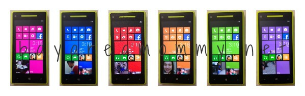 Windows Phone Themes