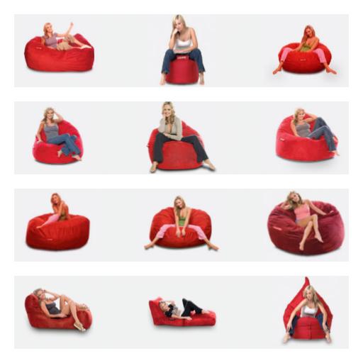 Sumo Bean Bag Chairs