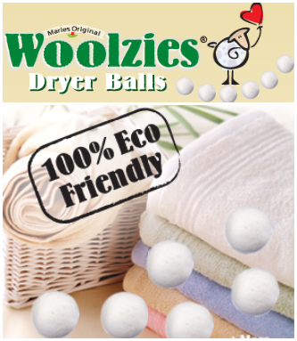 Woolzies fabric softener