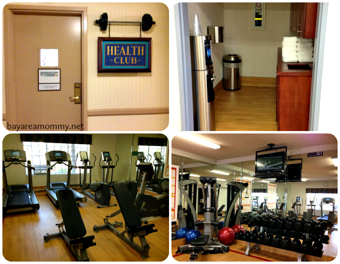 Sheraton Anaheim Health Club