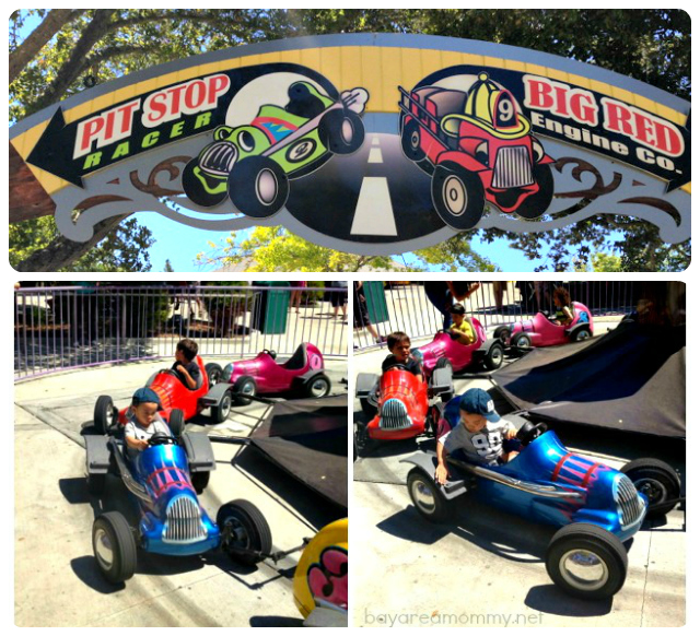 Gilroy Gardens Racers