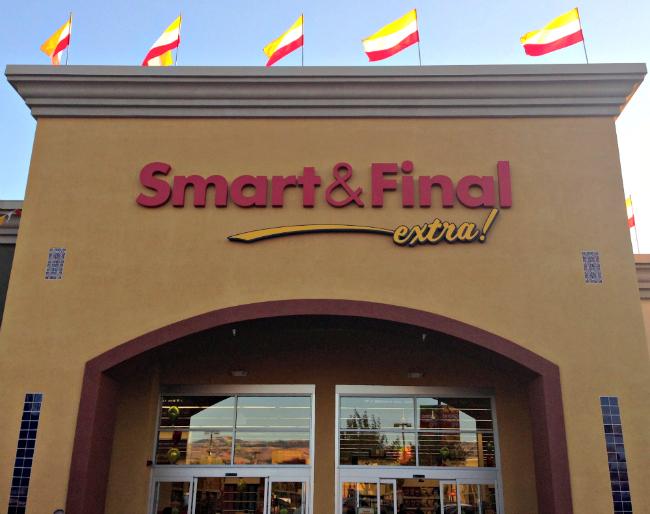 Smart and Final #ChooseSmart #SanJose #Cbias #Shop