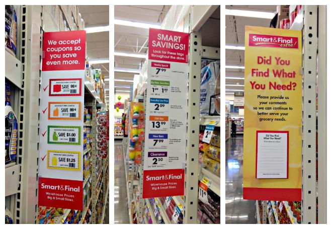 Smart and Final Signboards #ChooseSmart #SanJose #Cbias #Shop