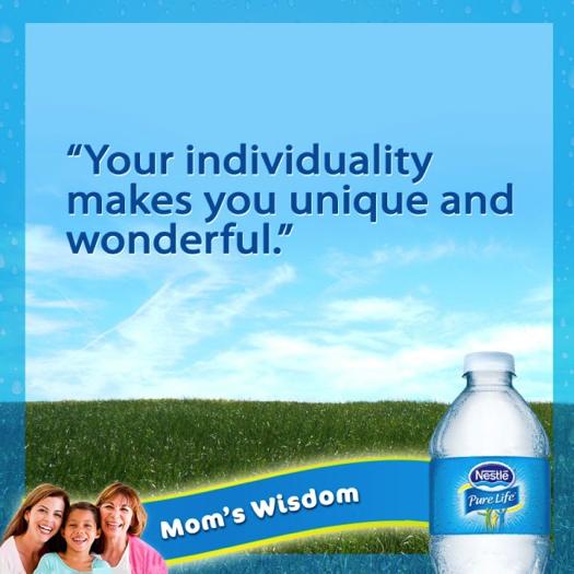 Hydration Movement - Nestlé® Pure Life® Purified Water