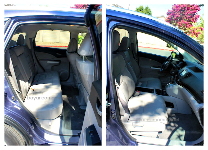 Honda CRV 1