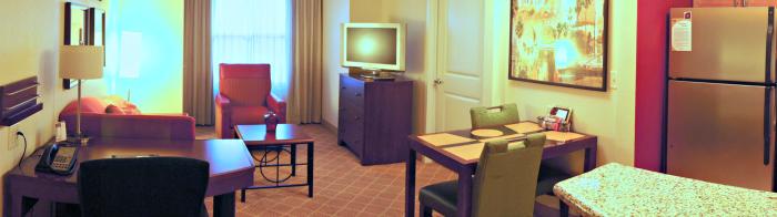 Residence Inn by Marriott - 1 Bedroom Suite