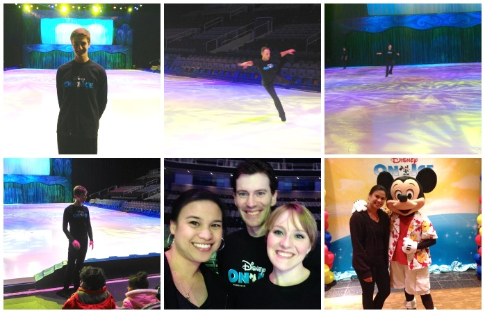 Disney On Ice Blogger Meetup