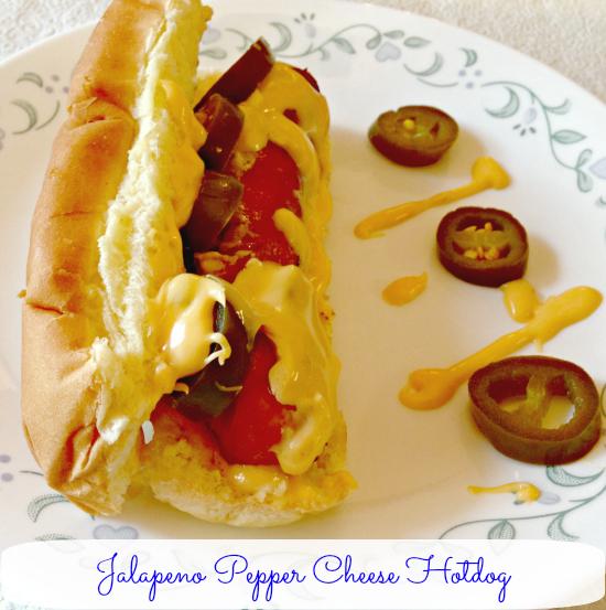 Jalapeno Pepper Cheese Hotdog #FreshFinds #cbias #shop