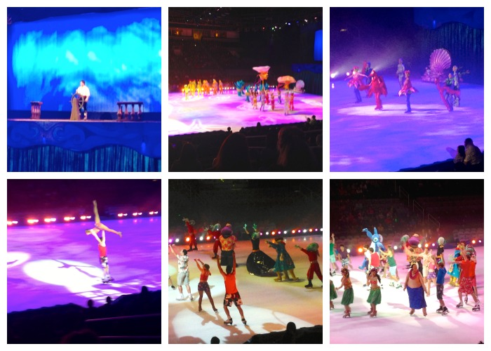 Disney On Ice Act 1