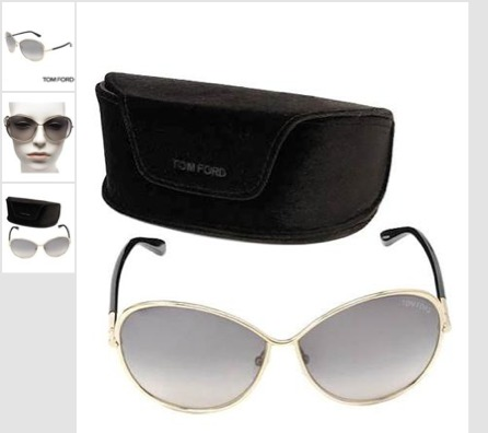 Modnique - Tom Ford glasses