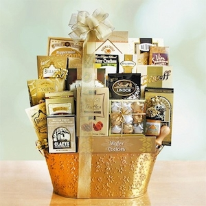 Superstar Celebrations Gift Basket