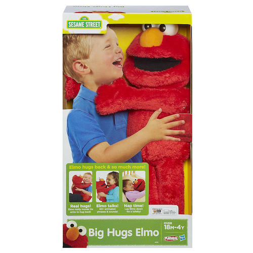 Big Hugs Elmo