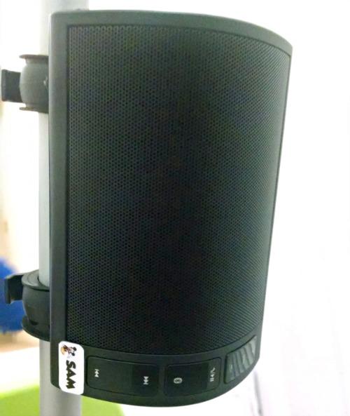 NYNE Portable Bluetooth Speaker 1