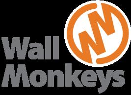 Wallmonkeys logo