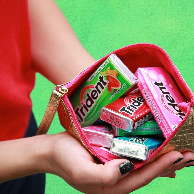 Sugar-Free Trident Gum
