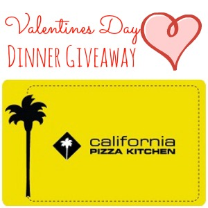 Valentines Day Dinner Giveaway