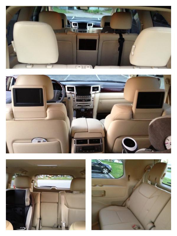 2014 Lexus LX 570 4