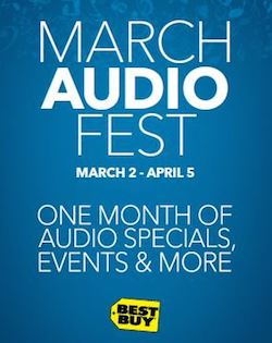 Best Buy Audio Fest